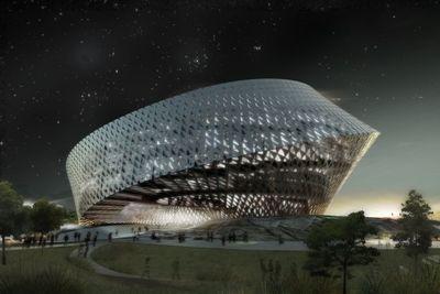BIG Astana Library