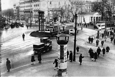 Berlin traffic