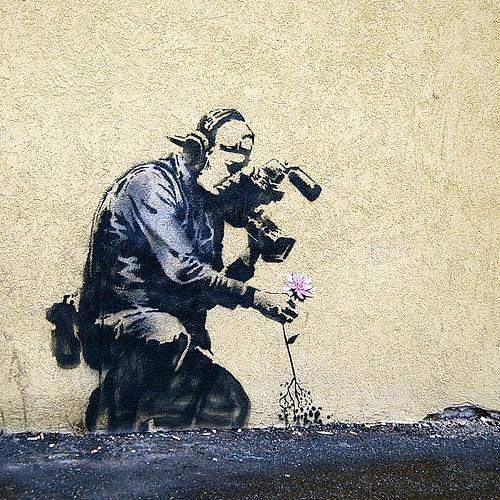 Pic-Banksy-Street-Art-At-Sundance