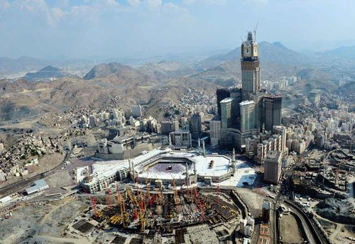One Way Street Islam And Kitsch The Destruction Of Mecca